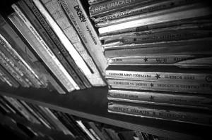Groß Iser - zagubiona biblioteczka
