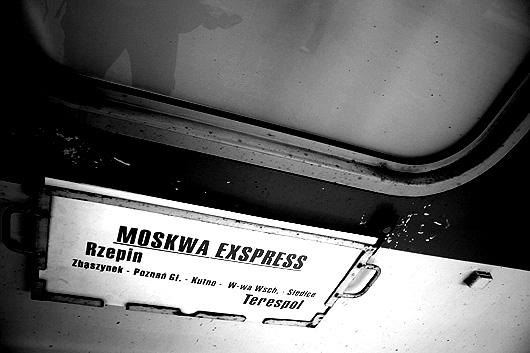 Bieszczady - Moskwa Express