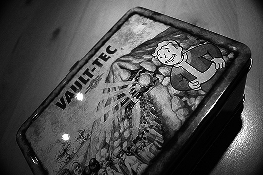 Fallout lunchbox
