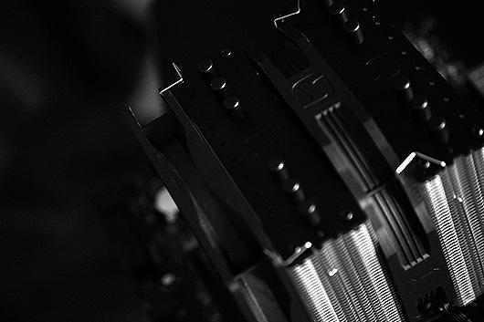 MSI Z170M Mortar, HyperX Fury DDR4 & Grandis XE1436 1