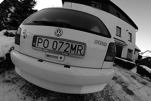 VW Polo 6n - 1