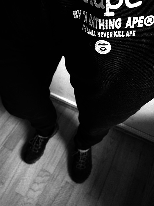 Bape \ ape shall never kill ape